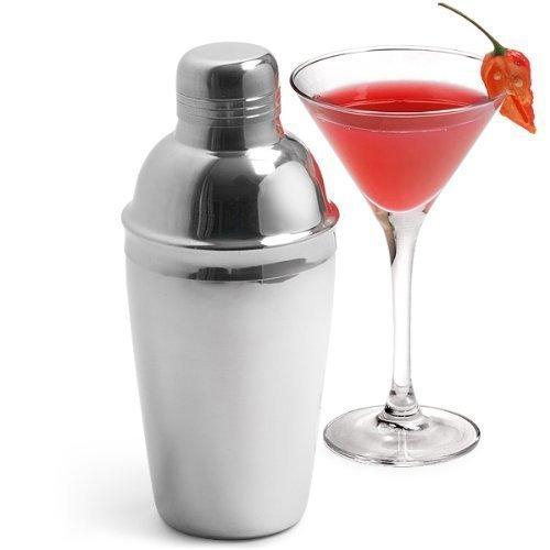 Cocktail-Shaker aus Edelstahl, 0,5 Liter von Really Useful Stuff
