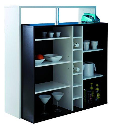 k chentresen schwarz wei theke bar tresen stehtisch empfangstresen k chentheke. Black Bedroom Furniture Sets. Home Design Ideas
