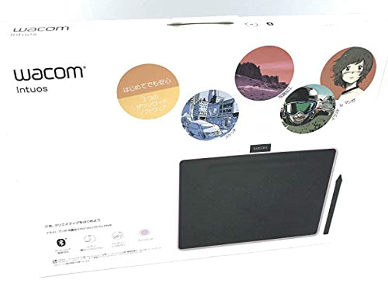 WACOM Intuos Medium wireless 펜 테블릿 CTL-6100WL / P0