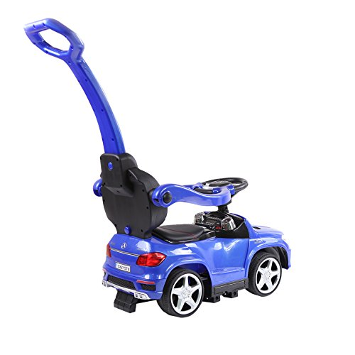 Best Ride On Cars Baby Toddler 4-in-1 Mercedes Push Car ...