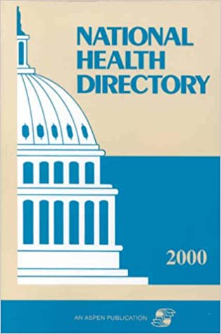 National Health Directory, 2000