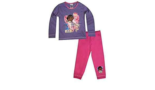 698d6f07de Disney Girls Kids Girls Doc McStuffins Pajamas Age 1.5 to 5 Years  Amazon.ca   Clothing   Accessories
