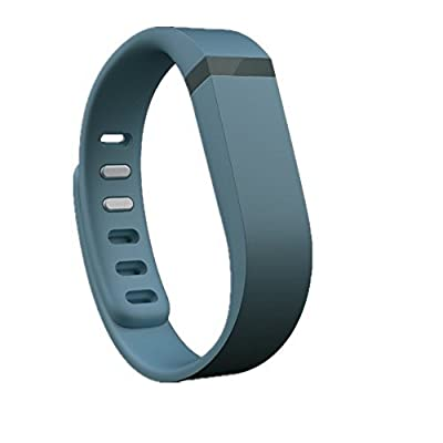 Dealzip Inc® Fitbit Flex Wristband Replacement Accessory,Slate,Small