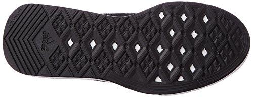 adidas Essential Star 3 M - Zapatillas de deporte para Hombre, Negro - (NEGBAS/PLAMET/NEGUTI) 48