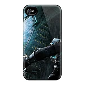 High Quality Shock Absorbing Cases For Iphone 6-dead Space 2 Game 2011