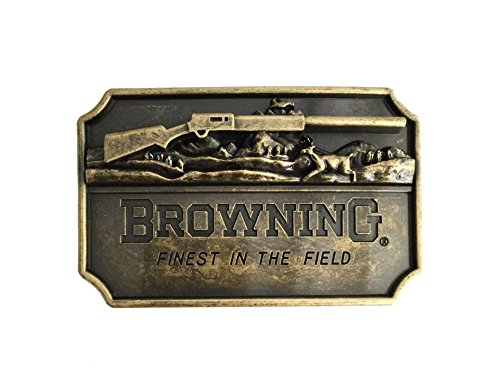 browning belt buckles men - 3