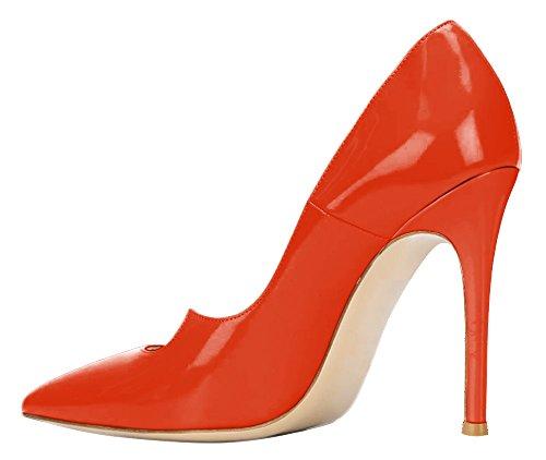 Guoar - Cerrado Mujer - Orange Lack