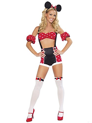 Adult (Pinup Mouse Sexy Adult Costumes)