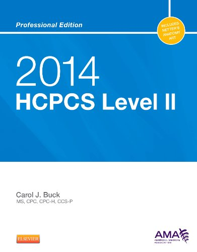 HCPCS 2014 Level II Professional Edition (HCPCS Level II Professional)