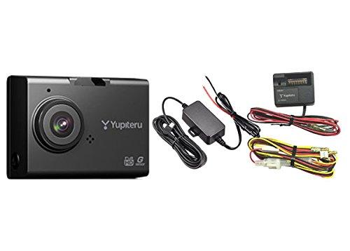 YUPITERUドライブレコーダーDRY-ST1500c+駐車監視電源ユニットOP-VMU01+電源コードOP-E755(3点セット) B0771JT6P3