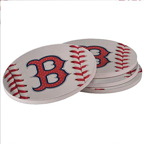 Red Sox Coasters - 2