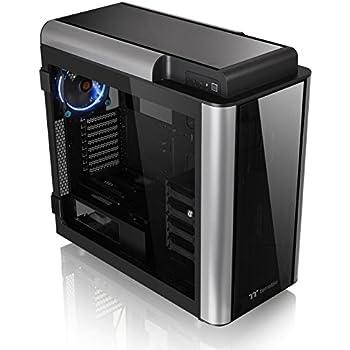 Thermaltake Level 20 GT E-ATX Full Tower Vertical GPU Modular Gaming Computer Case CA-1K9-00F1WN-00