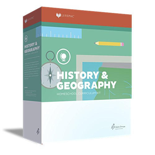 Lifepac History (Lifepac History & Geography & Geography 5th Grade)