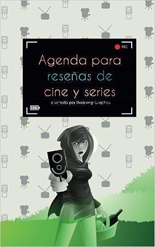 Agenda para reseñas de cine y series: interior blanco y ...