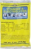 Durvet Vitamins & Electrolytes Conc, 4 oz