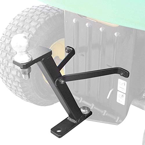 Great Day – Lawn Pro Hi-Hitch – Lawnmower Towing Hitch