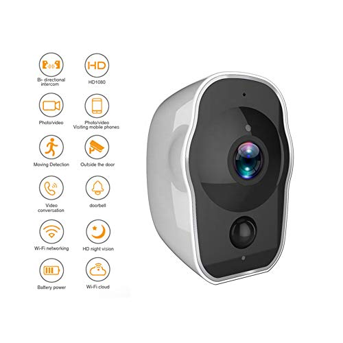 210 Indoor Network Camera - Wireless Security Camera, 1080P HD WiFi Home Security Camera,Indoor IP Camera with Motion Detection, Night Vision and Two-Way Audio for Baby,1pack
