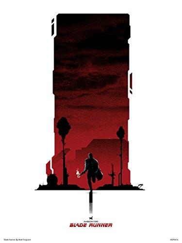Blade Runner Deckard Poster Ferguson product image