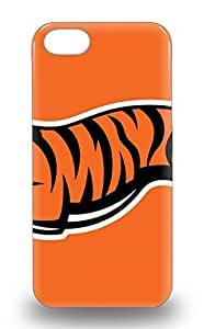 New NFL Cincinnati Bengals Logo Tpu Cover 3D PC Soft Case For Iphone 5/5s ( Custom Picture iPhone 6, iPhone 6 PLUS, iPhone 5, iPhone 5S, iPhone 5C, iPhone 4, iPhone 4S,Galaxy S6,Galaxy S5,Galaxy S4,Galaxy S3,Note 3,iPad Mini-Mini 2,iPad Air )