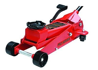 Torin Big Red T83012 Heavy Duty Garage Jack, 3.5 Ton Capacity