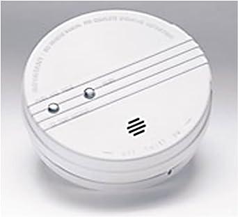 Amazon.com: , alarma, ionización de humo 9 V: Industrial ...