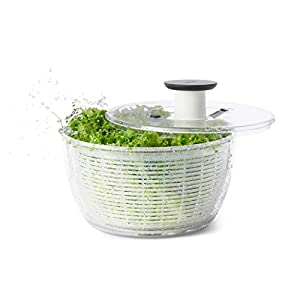 OXO Good Grips Little Salad and Herb Spinner Clear FBA/_1351680UK