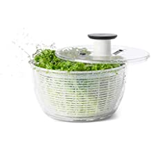 OXO Good Grips Salad Spinner, Large, Clear