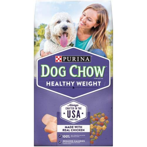 Purina Dog Chow Healthy Weight - Dry Dog Food (Pack of 2) by Generic