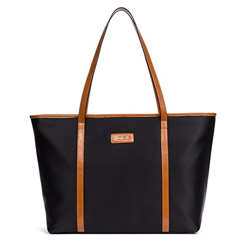 BOSTANTEN Vera Pelle Borsa Donna Sacchetta Tote a Spalla Manico Shoulderbag Top-Handle