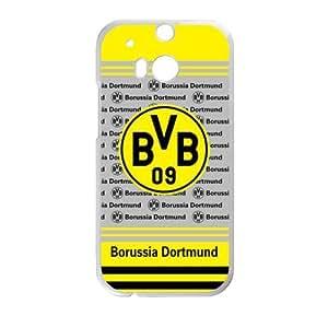 DAZHAHUI Borussia Dortmund Hot Seller Stylish Hard Case For HTC One M8