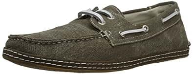 GBX Men's 13374 Sesto Boat Shoe,Brown,9.5 D (M) US