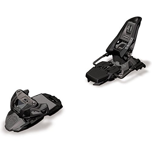 Line Bindings Ski (Marker Squire 11 Ski Binding 2016 - Black/Petrol 110mm)