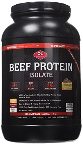 best beef protein supplement