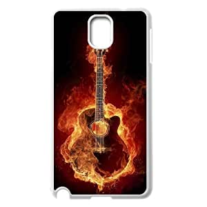 Case Of Guitar customized Bumper Plastic case For samsung galaxy note 3 N9000