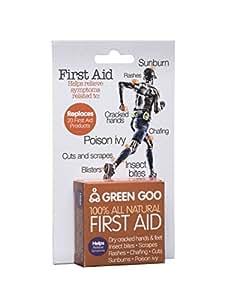 First Aid Travel Tin