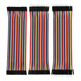 Robotbanao Male-Male, Male-Female, Female-Female Jumper Wires -120 Pieces Price & Reviews