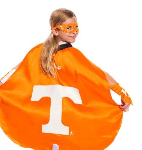 NCAA Tennessee Volunteers Superhero Costume - (Ncaa Mascot Costumes)
