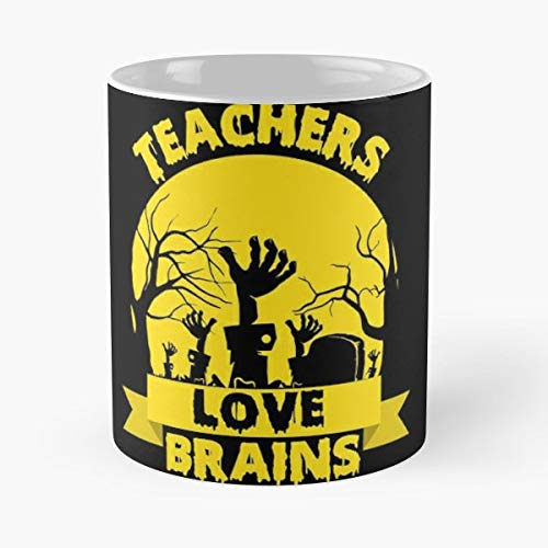 Halloween Gifts Idea For Teacher Wizard School Witch Cosplay Party - Gift Coffee Mug 11 Oz -