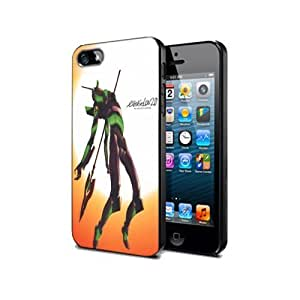 Ev203 Neon Genesis Evangelion 2.22 Cartoon Silicone Cover Case Samsung S5 @Power9shop