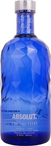 Absolut Vodka FACET Limited Edition Blue 40% Vol. 0,7 l
