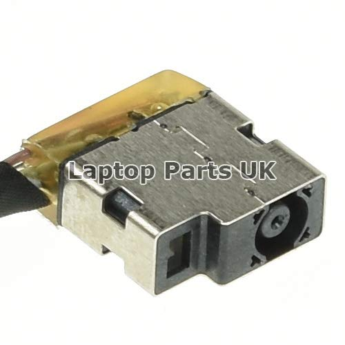 HP DC Jack Cable p//n 799749-F17 Power Socket Wire Connector