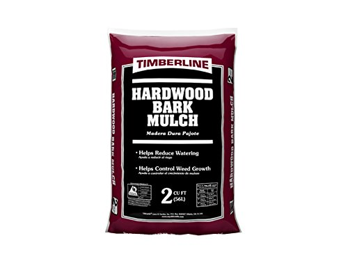 - OLDCASTLE LAWN & GARDEN 52058064 Hardwood Mulch, 2 cu. ft.