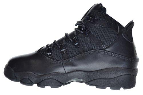 best website f7538 750a2 Amazon.com   Jordan Winterized 6 Rings Men's Boots Black ...