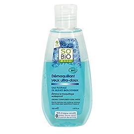 So'Bio Étic Démaquillant Yeux Ultra Doux Bi-Phase 150 ml Lot de 2