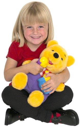 Fisher-Price Disney Winnie the Pooh Wigglin' for