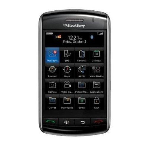 BlackBerry Storm 9500 Unlocked Phone with 3 15 MP Camera (Black)