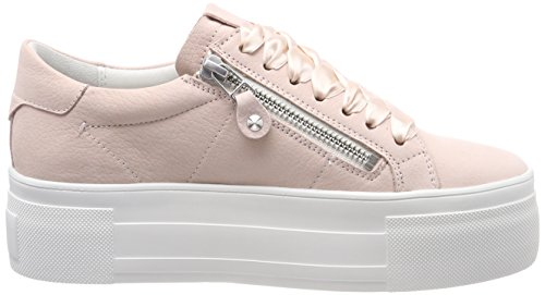 664 Peach Kennel para und Mujer Rosa Schmenger Zapatillas Sohle Weiß Top qqCvI6wa