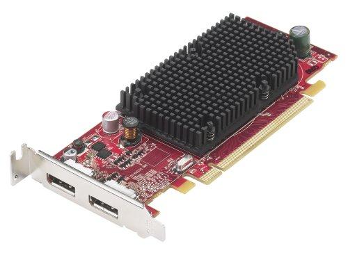 ATI FireMV 2260 Grafikkarte (PCI-e x16, 256MB DDR2 Speicher, 2x DVI, 1 GPU)