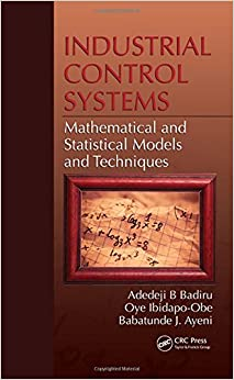 Como Descargar Libros Industrial Control Systems: Mathematical And Statistical Models And Techniques Patria PDF