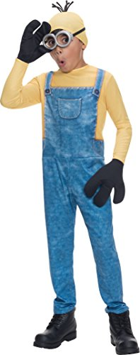 [Rubie's Costume Minions Kevin Child Costume, Medium] (Adult Minions Costumes)